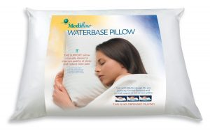 No.1 Best Pillow for Neck Pain - Mediflow Original Waterbase Pillow