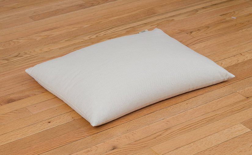 The best buckwheat pillow for side sleepers