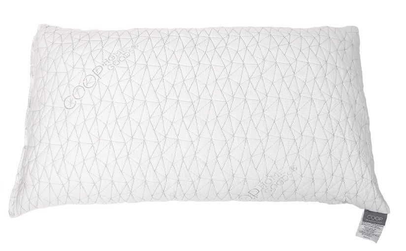 Best Memory Foam Pillow For Neck Pain - Coop Home Goods Shredded Hypoallergenic Memory Foam Pillow