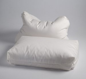 Serenity Rejuvenation Organic Millet and Eco-Wool Pillow