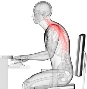 neck pain is common in modern life