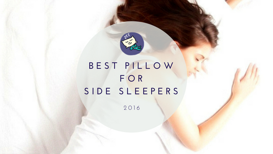 Best pillow for side sleepers 2016