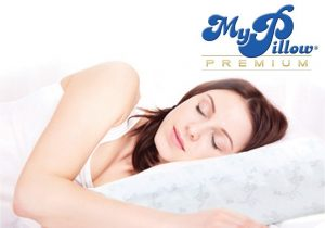 My pillow premium series are very suitable for side sleepers