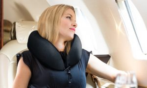 Perfect Posture neck pillow makes your travel comfortable
