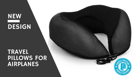 The Travel Pillow for Airplanes