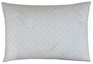 CozyCloud Bamboo Shredded Memory Foam Pillows