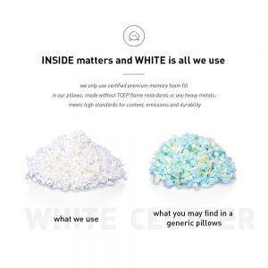 White Clutter Inside