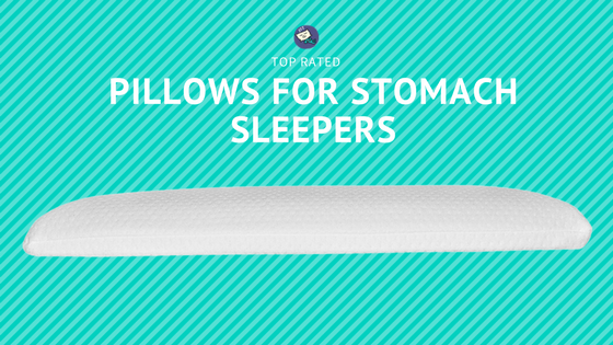Best Rated Pillows for Stomach Sleepers