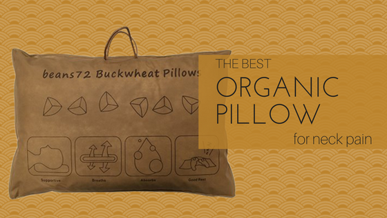 best organic pillow for neck pain